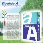 DoubleA plakatas