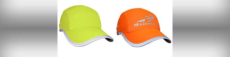 Šviesą atspindinčios kepuraitės